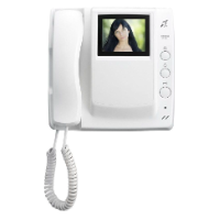 Aiphone GT Series Colour Video Tenant Station with Handset