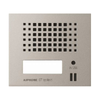 Aiphone GT Series Panel for GT-DA-L