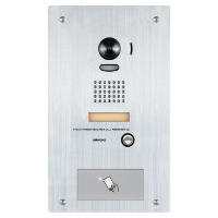 *SpOrd* Aiphone IS Series Vandal Video Door Station, HID ProxPoint Reader, Flush Mount