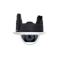 Avigilon 5MP In-Ceiling Dome Camera, LightCatcher, D/N, Analytics, 4.3-8mm