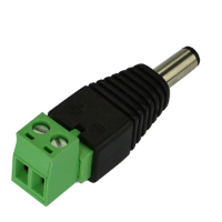2.1mm DC Jack - Male