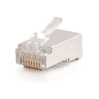 RJ45 Connector for Shielded CAT5E