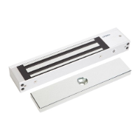 Standard Mag, 280kg, Single Non Monitored, Surface Mount, 12/24V DC
