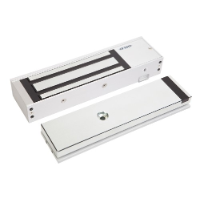 Standard Mag, 580kg, Single Monitored LP/LSS/DSS, Surface Mount, 12/24V DC (SCEC)