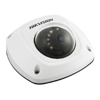 Hikvision 4MP Outdoor Mini Dome, H.264+, 10m IR, 3DDNR, 120dB WDR, IP67, PoE, 2.8mm