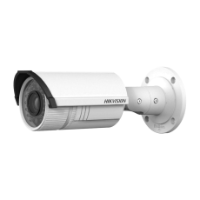 Hikvision 4MP Outdoor Motorised VF Bullet, H.264+, 30m IR, 120dB WDR, IP67 2.8-12