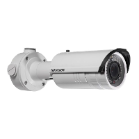 Hikvision 3MP 4-Line Bullet Camera, WDR, 3DNR, 2.8-12@F1.4 , Zoom A.Focus, IP66, Defog