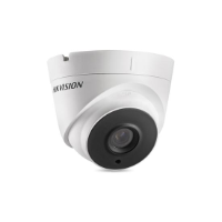 Hikvision TVI3.0 3MP Outdoor Turret Camera, 15fps, IR, WDR, IP66, 2.8mm, 12VDC