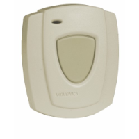 Inovonics Single Button, Water Resistant Pendant Transmitter, Beige