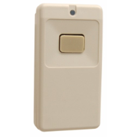 Inovonics Single Button, Pendant Transmitter, Beige