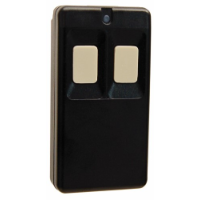 Inovonics Double Button, Dual Condition Pendant Transmitter, Black