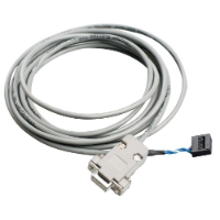 Cable - UART 10 Pin Header to DB9 Serial wired for Laptop or PC