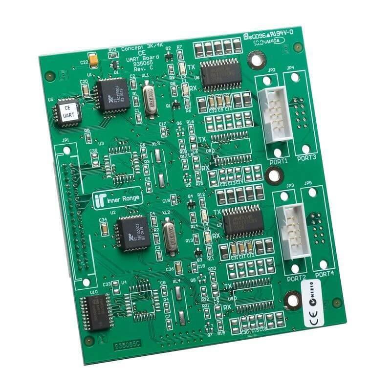 CSD | 2 Port Serial UART