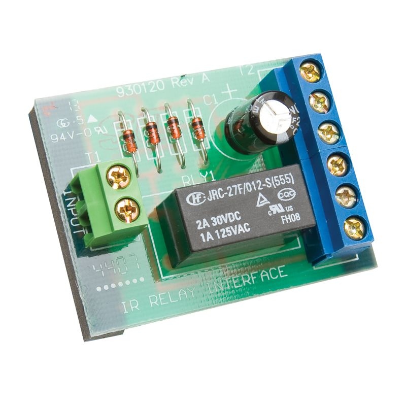 CSD | 1 Amp DPDT Relay Board (Siren or Open Collector O/P to Dry