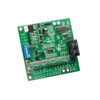 1 Door Access Module PCB and Accessories Kit (Single Door)