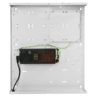 Integriti Wide Body Powered Enclosure with 8 Amp (6.5A + 1.5A) Power Supply