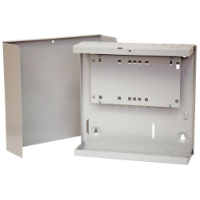 Low Profile Enclosure with Mounting Plate - Extra Small