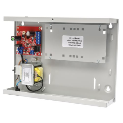 Integriti Small Powered Enclosure with 2 Amp Power Supply