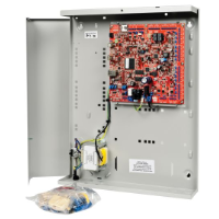 Integriti ISC Controller, Med Enclosure with Transformer, 16  Doors, 200 Users, 10k Events