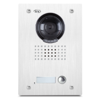 IIS Door Station, Flush Mount, Directional Camera