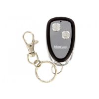 2 Button Metal Keyfob 1 Weigand I/D & HID Tag
