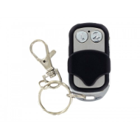 2 Button Metal Keyfob 1 Wiegand I/D and EM Tag Sliding Cover