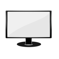 Branded 21.5 - 22 inch Monitor  1920 x 1080, VGA, HDMI, 5ms, VESA, 3yr warranty