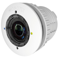 Mobotix S15 / M15 Sensor Module, 6MP, L65, 11.9mm, F1.8, Day, White