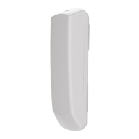 Paradox Wireless Door Contact, 2-Zone, 433MHz