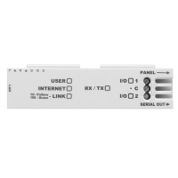 Paradox IP150 V1.39 Internet Module, ** Paradox MyHome Only **