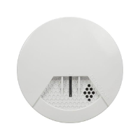 Paradox Wireless Photoelectric Smoke Detector, Ceiling Mount, 433MHz