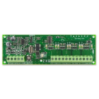 Paradox 8 Zone Expander Module PCB