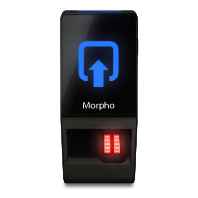 Morpho Sigma Lite Bio Only Finger Scan Reader with 500 Users