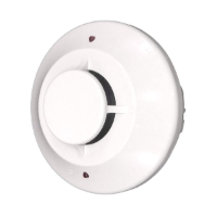 System Sensor Photoelectric Smoke Alarm/ Detector Requires Base SS-Bxxx