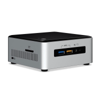 Axxon Workstation, Intel NUC, 1x HDMI, up to 4K video output Max 4x4 Liveview Layout