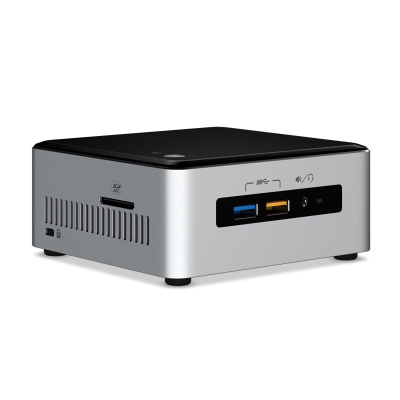 Axxon Workstation, Intel NUC, 1x HDMI, up to 4K video output Max 5x5 Liveview Layout