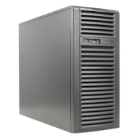 Axxon Server, 8TB, 256Mbps 16 GB, Mid-Tower, Up to 32x 4MP, IPC @ 15FPS, 2xGb NIC, Raid 5