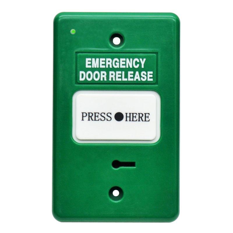 Csd Secor Resettable Emergency Door Release Dual Spdt