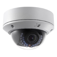 X2 Video 2MP Outdoor Motorised Varifocal Dome Camera, IR, 120dB, WDR, IP67, 2.8-12mm