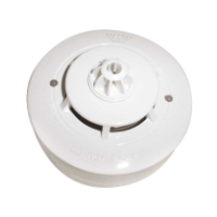 NB326 Series Photoelectric Smoke & Heat Detector with Buzzer, Auto Reset, 12VDC