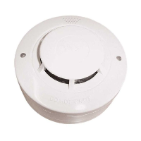 NB326 Series Photoelectric Smoke Detector with Buzzer, Auto Reset, 12VDC