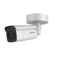 Hikvision 6MP Outdoor Motorised VF Bullet, H.265+, IR, IO, WDR, IP67, 2.8-12mm