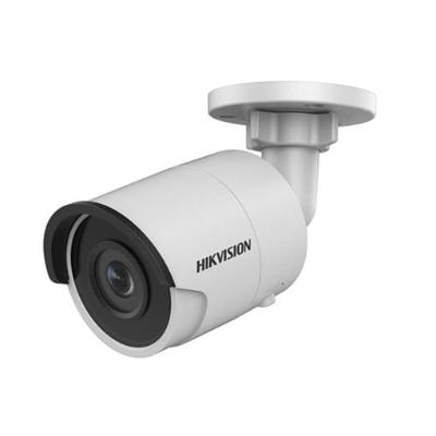 Hikvision 5MP Outdoor Mini Bullet Camera, H.265+, 30m IR, 120dB WDR, IP67, 2.8mm