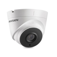 *SpOrd* Hikvision TVI 2MP Outdoor IR Turret Camera, PoC, Ultra Low-light, IP67, 2.8mm