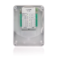 Salto XS4 2.0 Ethernet Controller, Translucent Housing