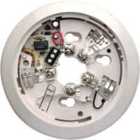Honeywell Fire Smoke Detector, Non-Latching Relay Base