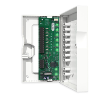 Paradox 8 Zone Expansion Module, Plastic Enclosure, Supports SP, MG and EVO