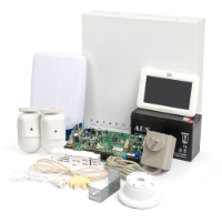 Paradox SP5500 Insite Gold IP Kit with TM50
