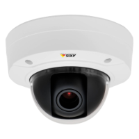 AXIS P3225-V Mk II Dome Camera, 1080p, Zipstream, WDR, 3-10.5mm VF Lens