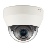 Hanwha Wisenet 4MP Indoor Dome Camera, H.265, 20fps, 120dB WDR, 20m IR, 2.8-12mm